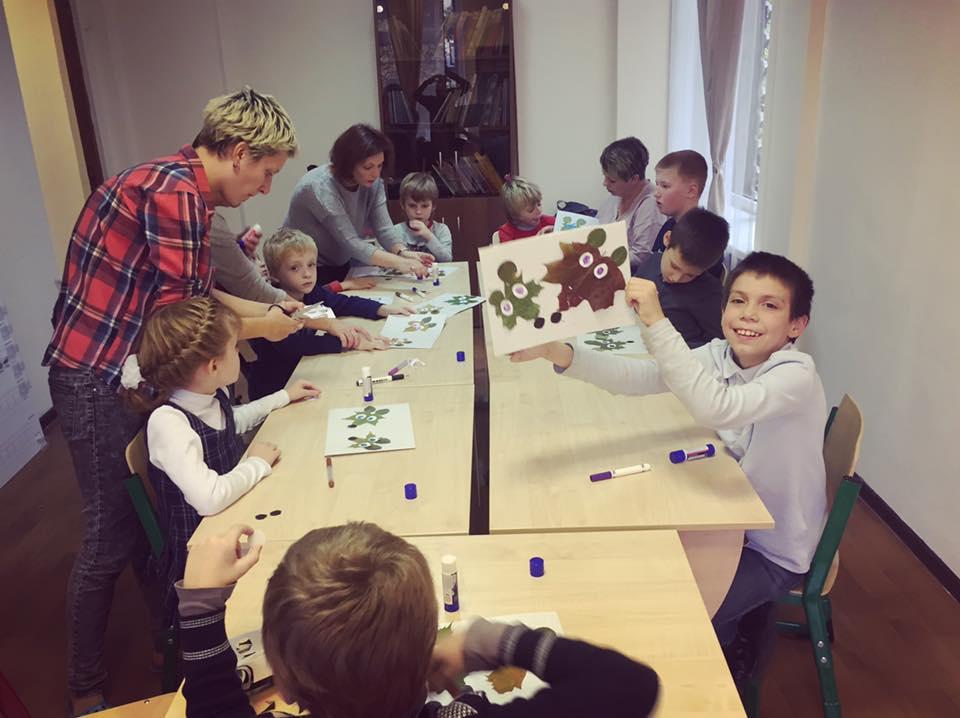 Коррекционно-развивающие занятия с детьми