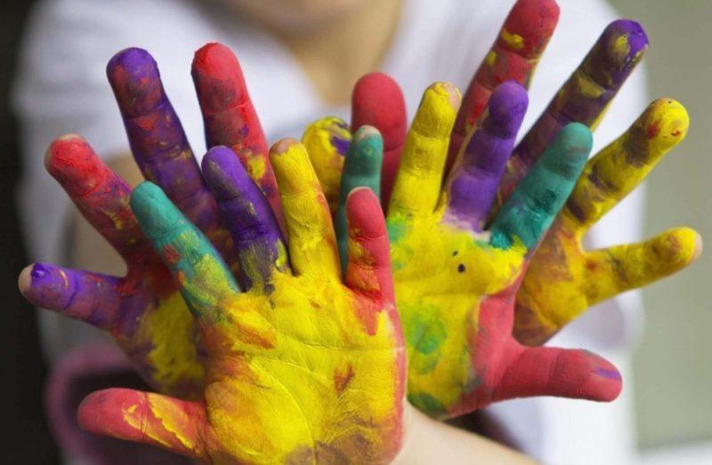 Арт-терапия в работе с детьми с ОВЗ