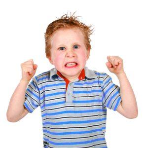 Деструктивное поведение детей