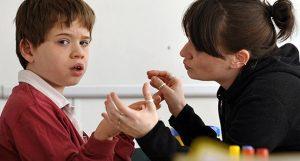 Коррекционные занятия для детей с аутизмом, с множественными нарушениями, с нарушениями слуха и речи, зрения, с ЗПР