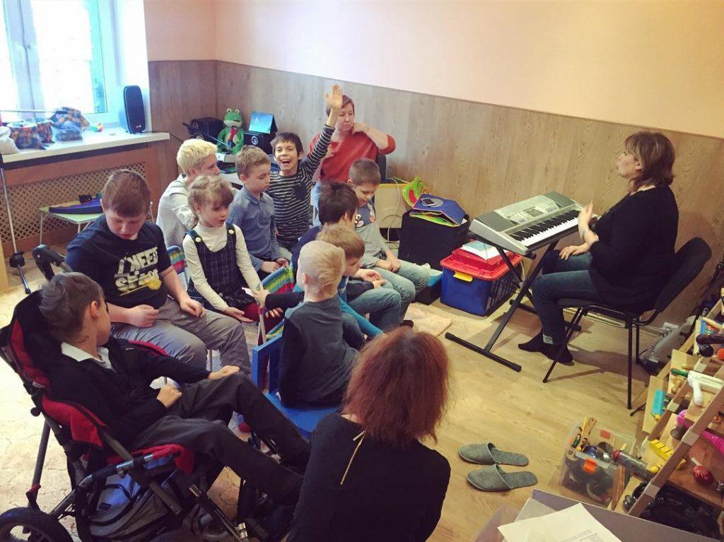 Музыкотерапия для детей дошкольного возраста