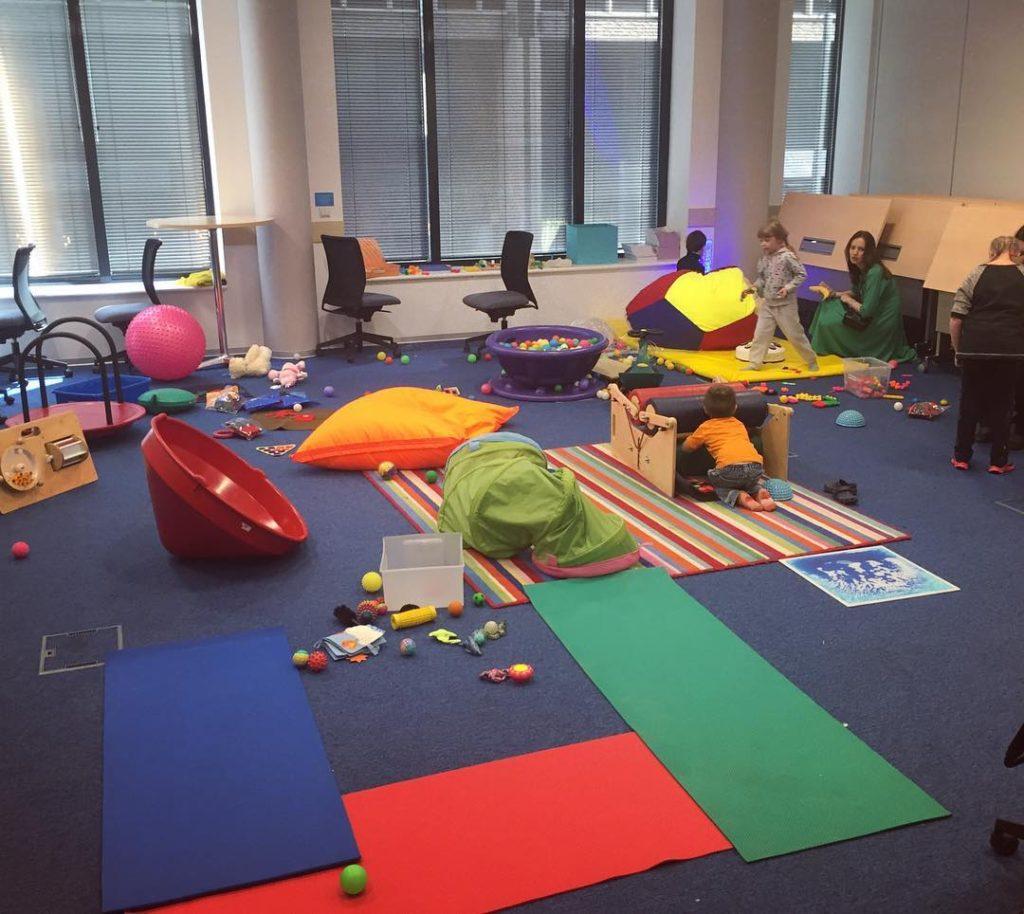 центр для детей с синдромом дауна
